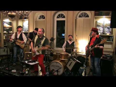 Micke Björklöf & Blue Strip@2.Humpday Blues in der Villa - Let Me Love You Baby