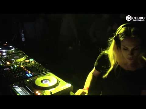Anna Reusch Happy Techno @ City Hall Barcelona 26.03.2016 Spain
