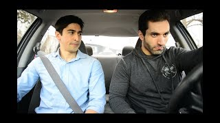 Teaser Ep7: How Japanese Drive vs How Lebanese Drive (FRAJALICAN The Webseries)