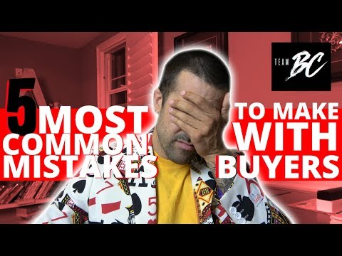 The BIGGEST Mistakes Real Estate Agents Make With Buyers!