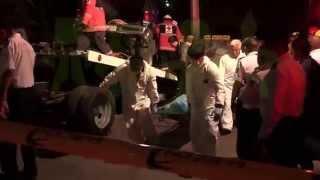 Mueren peregrinos, tras accidente en Cuernavaca