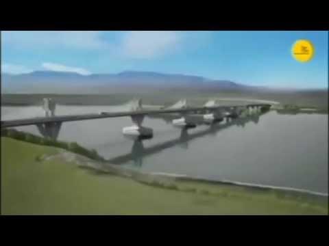 Puente Vidin-Calafat sobre el Danubio