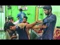 Best Indian Head Massage - Head, Scalp and Upper Body Intense Massage by Shaabir | Episode 4 | ASMR