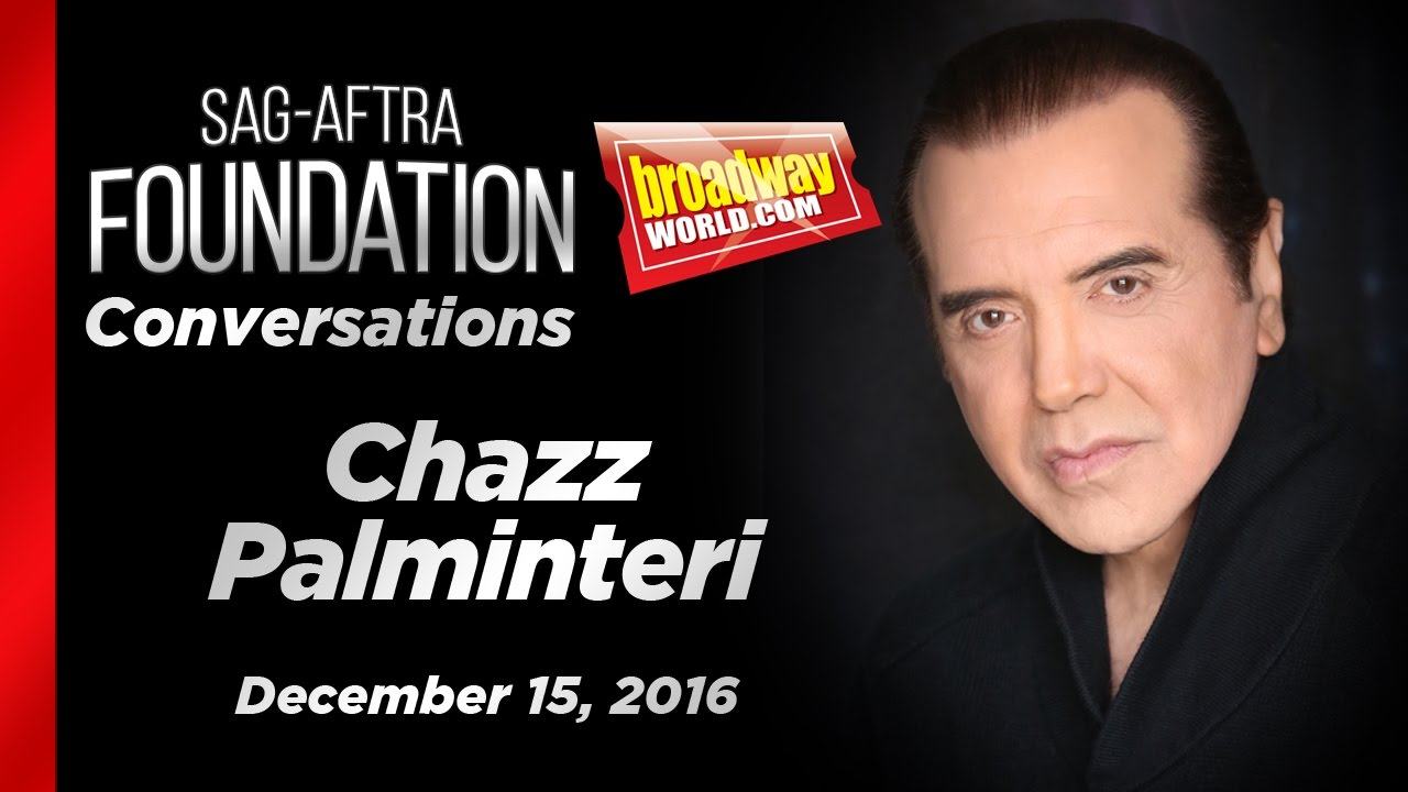 Conversations with Chazz Palminteri