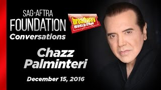 Conversations with Chazz Palminteri
