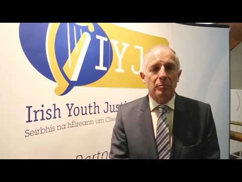 Irish Criminal Justice Agencies Conference 2017 - Youth Justice Policy in Ireland
