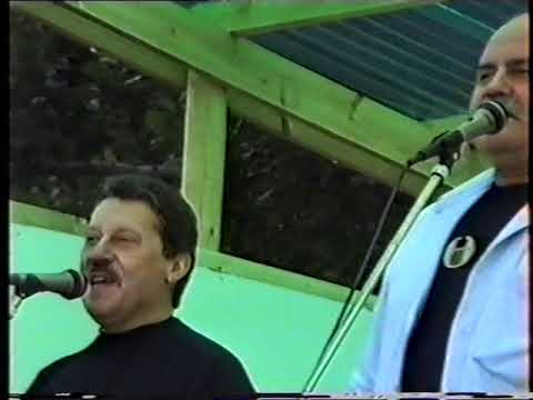 Zlot Czarownic Cz . 2 - Trzebnica 1996 - Kocia Góra. Film Pana Romana Chandohy