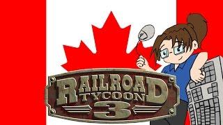 Railroad Tycoon 3: Canada!