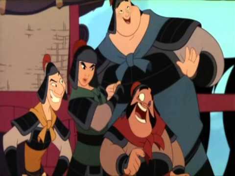 Mulan - Per lei mi batterò (testo nella descrizione)