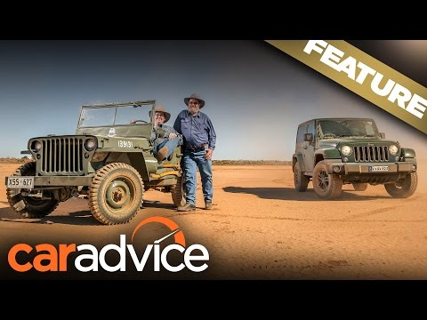 Jeep 75th Anniversary Flashback | A CarAdvice Feature