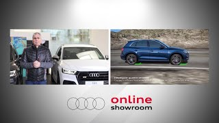 Audi Online Showroom - Audi Q5 vs. SQ5