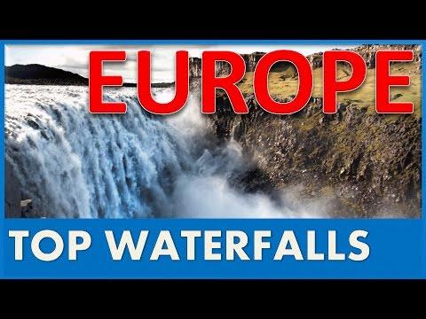 Top 10 Waterfalls in Europe