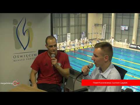 Paweł Korzeniowski  - rozmowa w studiu GPP Oświęcim 2017
