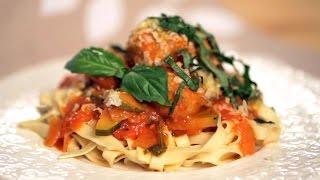 Aussie Pasta With Chicken Sausage And Fresh Vegetables   Everyday Health