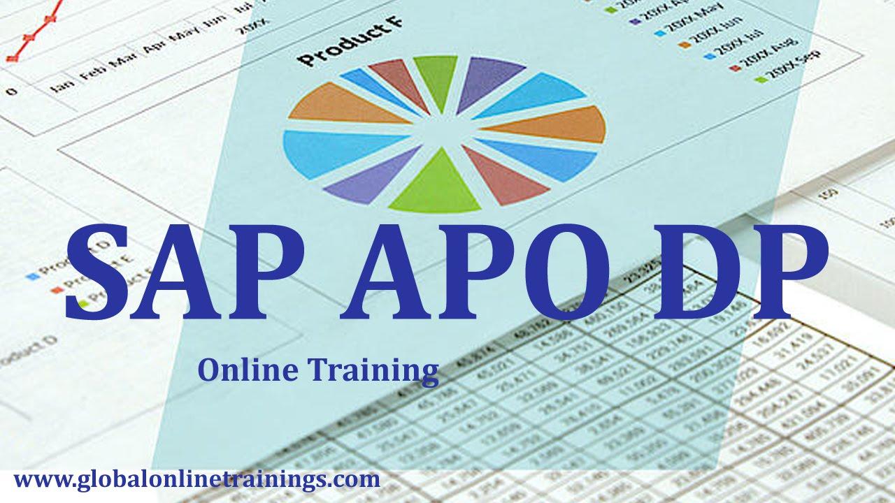 SAP APO DP Training Demo Video   SAP APO DEMAND PLANNING Online Course - GOT