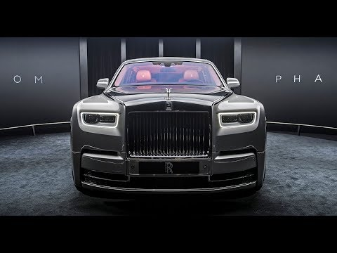 Rolls Royce Phantom 2018 & Thunderclouds (LSD, Sia, Diplo, Labrinth)