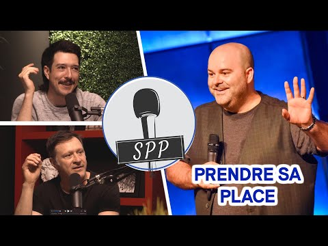 Setup, Prémisse, Punch - Ép.7 Prendre Sa Place | Stéphane Fallu & PB Rivard