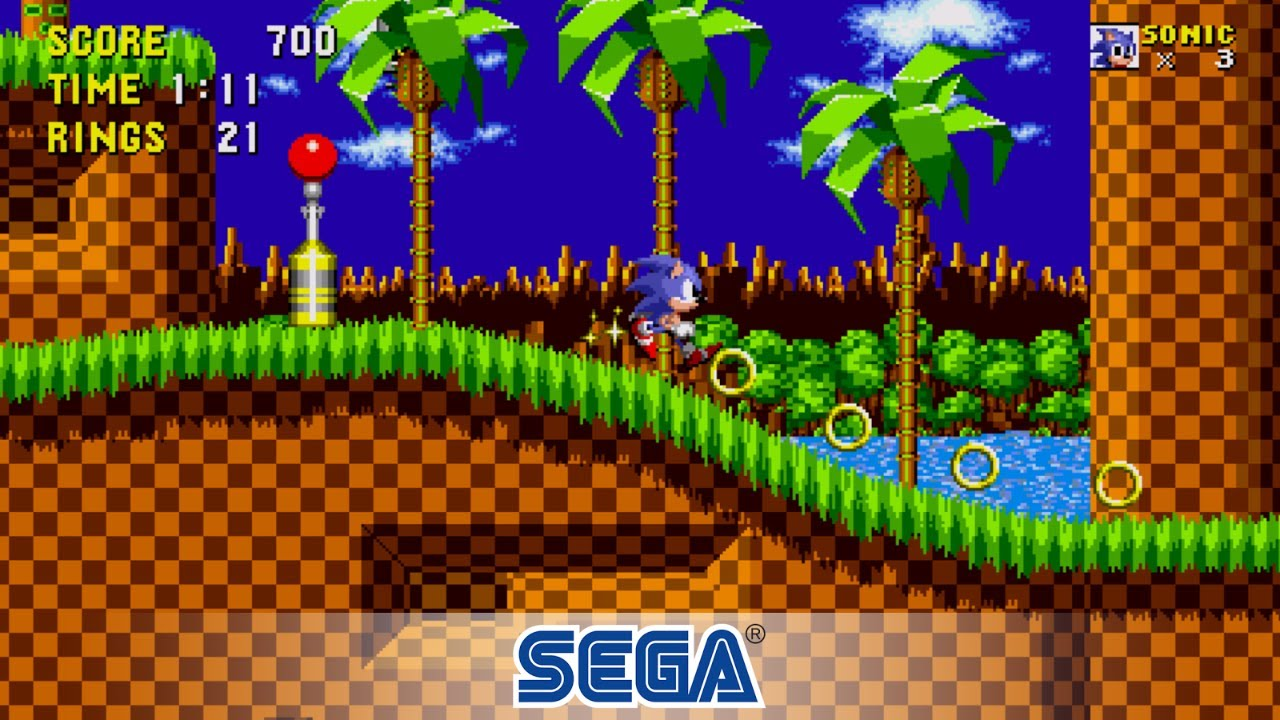 Sonic The Hedgehog Android Gameplay Youtube