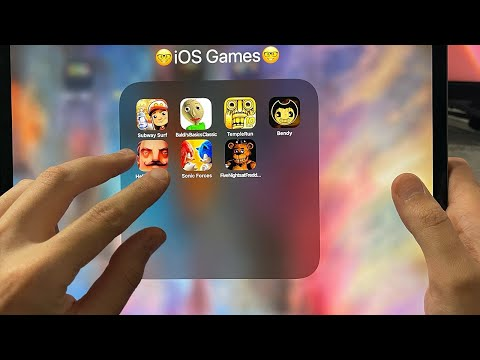 Subway Surfers,Baldis Basics,Temple Run,Bendy,Hello Neighbor,Sonic Forces,Five Nights at Freddy's