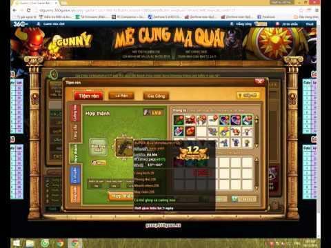 Tang Cap 2 Gunny.. (Củ Hành).. My♥kyway (166v)