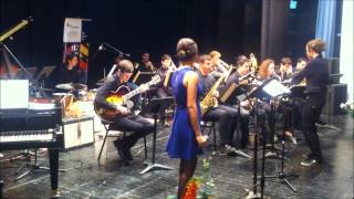 Embraceable You- Israel Conservatory Big Band, Sapir Rosenblat Vocal