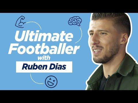 Ruben Dias' Ultimate Footballer..?