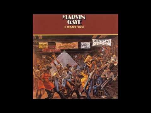 Marvin Gaye - I Want You - A Mike Maurro Mix