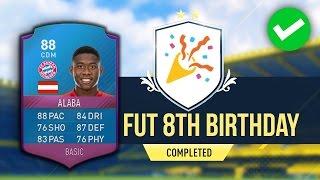 FIFA 17: FUT BIRTHDAY SBC AND FREE PACKS TODAY?