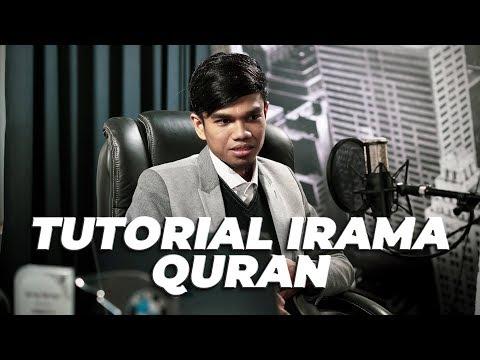 Belajar qiro pemula   lagu bayati full irama suroh Ar-Rahman mudah dan simple.