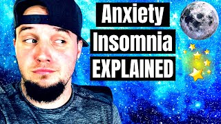 Anxiety Insomnia Explained! Losing Sleep Due To Anxiety?