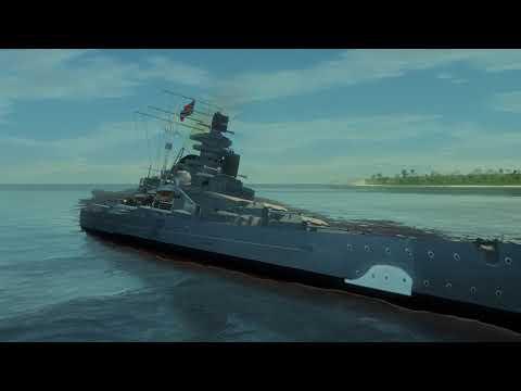 SH4 Sinking the Bismarck