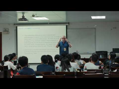 SSSI Guangzhou 2017: Lawrence Blume