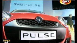 Renault Pulse small car launched in India - NewsX