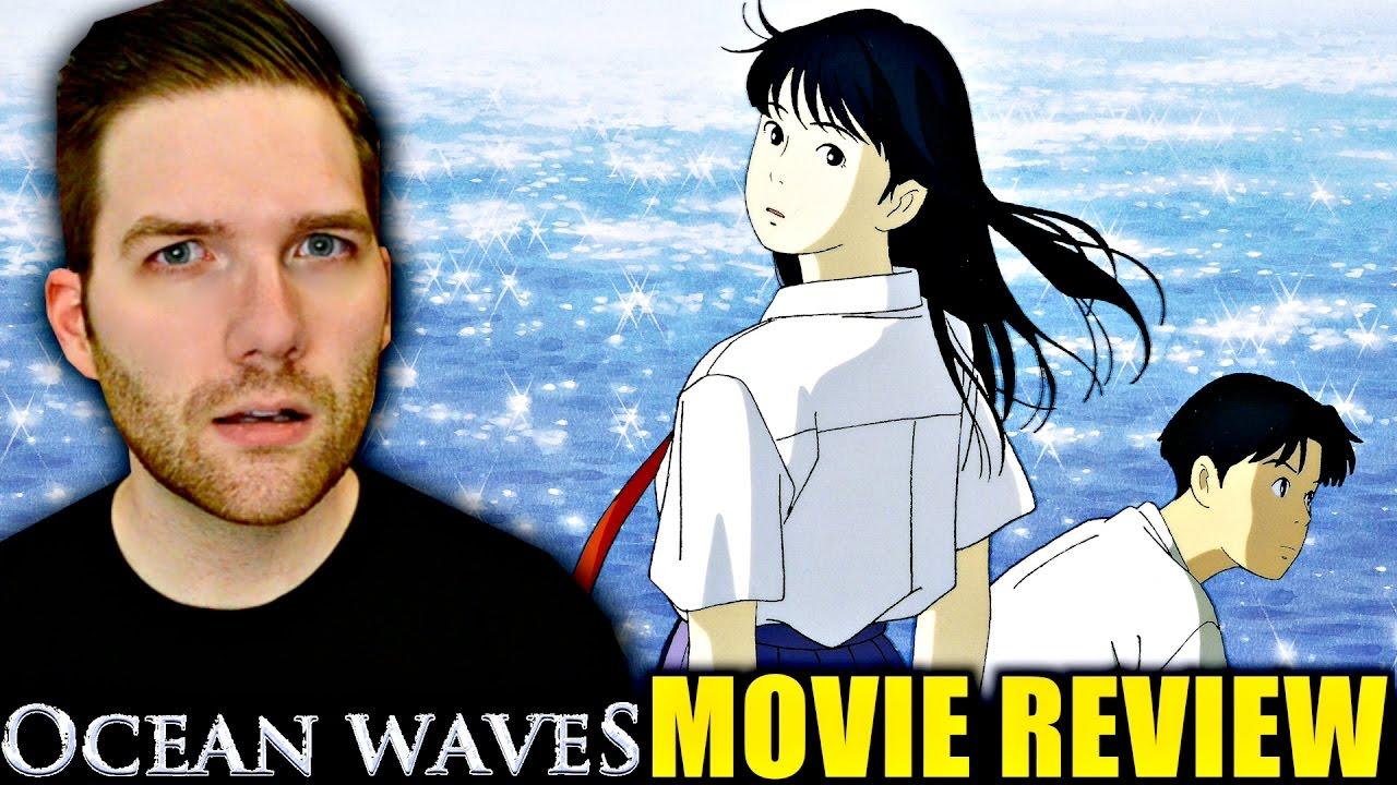 Movie ocean waves
