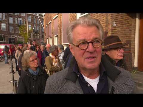 'Overlijden Van der Laan slaat gat in hart van Amsterdam'
