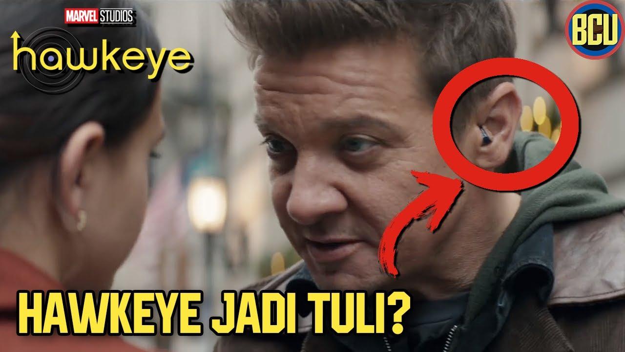 Download HAWKEYE JADI TULI?? INI DIA PENYEBABNYA!!   HAWKEYE TRAILER BREAKDOWN