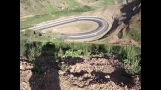 Перевал Ташкент-Наманган перевал