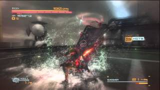 Metal Gear Rising: Sundowner Revengeance difficulty S rank