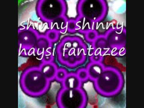 Haysi Fantayzee - Shiny Shiny