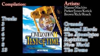 Civilization II: Test of Time Soundtrack Compilation