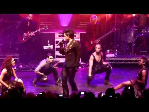 Adam Lambert - Fever *IMPROVED VERSION* London