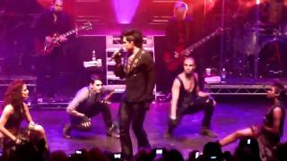 Adam Lambert - Fever *IMPROVED VERSION* London