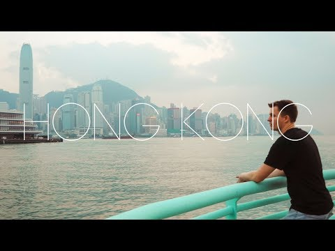 GOING BACK TO ASIA - 24 Hours in Hong Kong