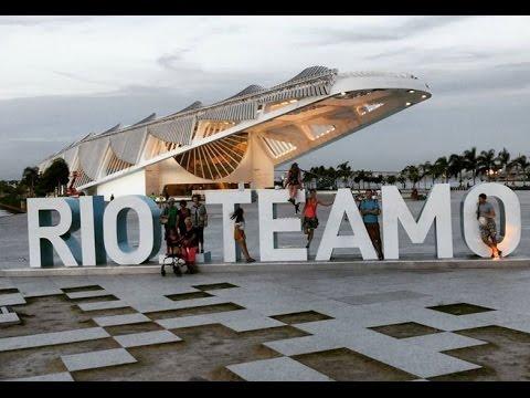 Rio De Janeiro research trip
