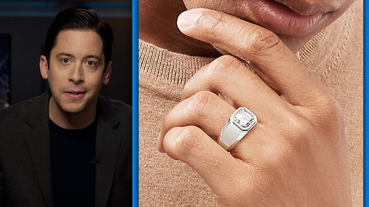 HE Said Yes! Tiffany & Co. Makes Engagement RINGS for Dudes