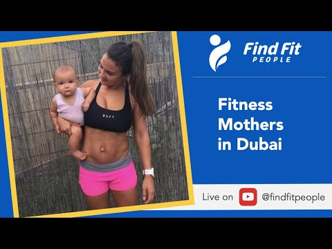 Fitness Mothers in Dubai