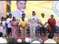 AP CM ADDRESSING THE GATHERING OF NEW MINISTERS & OTHERS AT PRAJAVEDIKA ON 11112018