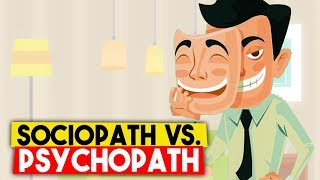 Psychopath vs Sociopath: What's the Difference?