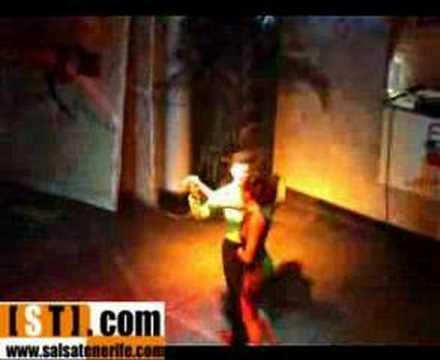 Jason y Lina - Salseando 2007 - Campeones Semiprof...