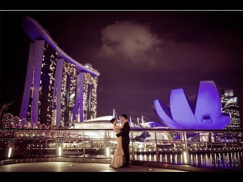 Mike & Sylvana | Pre Wedding | Singapore